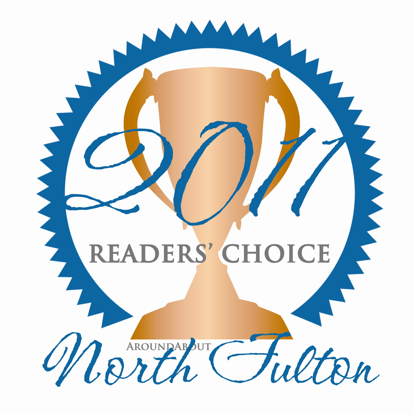 Around About North Fulton Reader's Choice Award