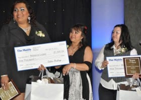 Everett Team Wins National 'Team of the Year' Honor from The Maids