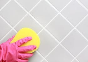 Getting Down to the Nitty Gritty: How to Clean Grout