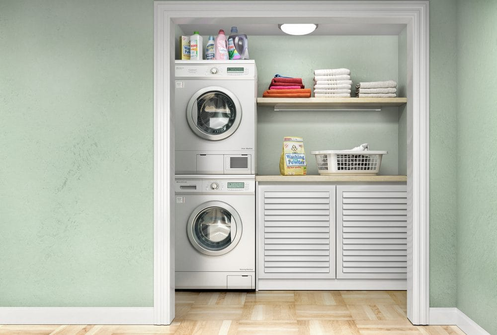 Laundry Room Organization and Cleaning