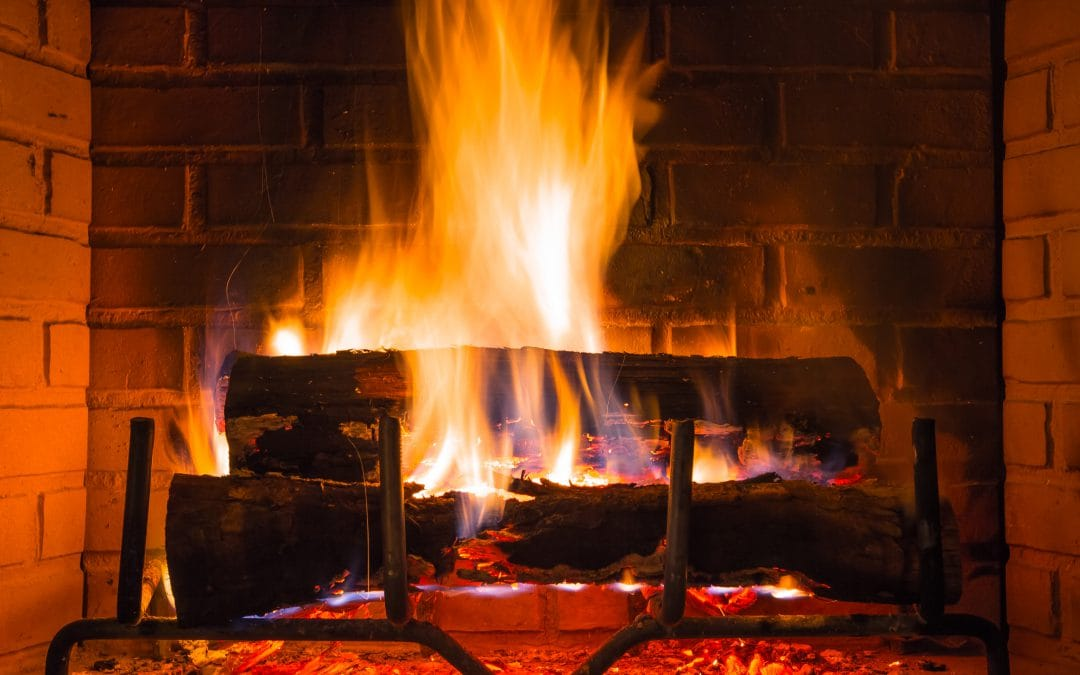 The Maids: How To Clean Your Fireplace