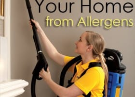 Are you allergic to your home?