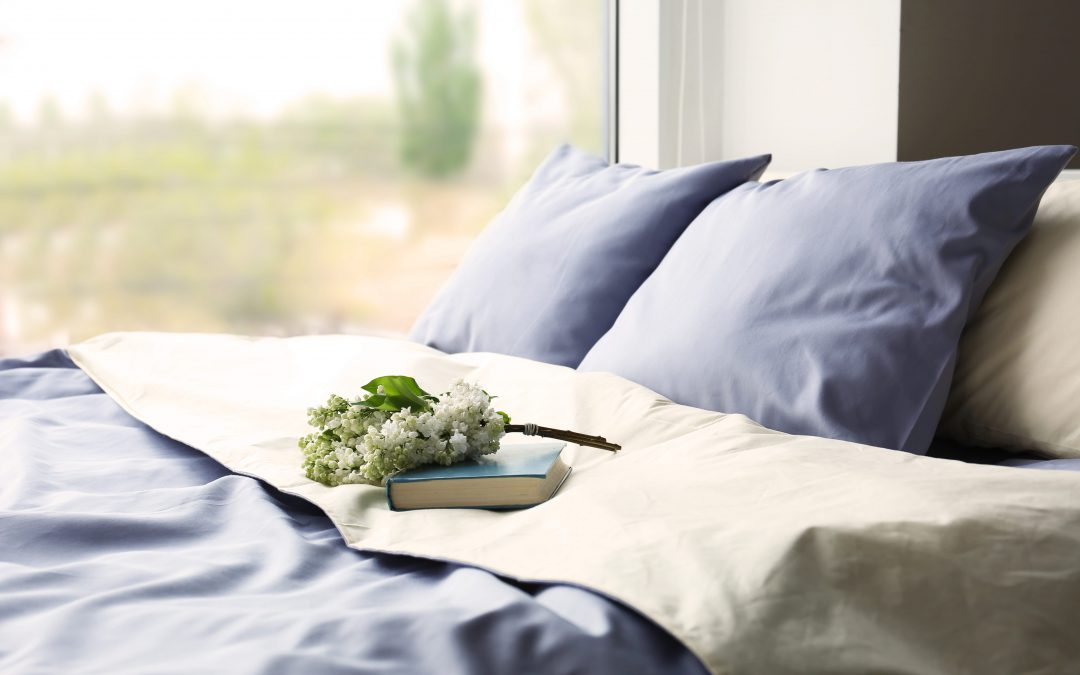 The Secret to Making The Perfect Bed
