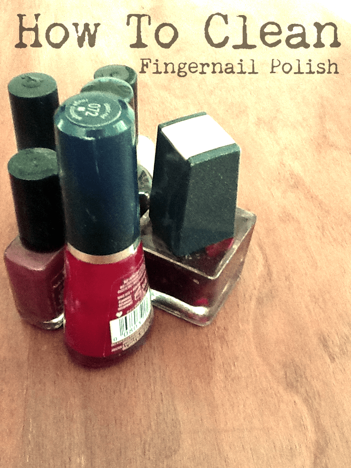 How to Get Fingernail Polish Out of Carpet and Fabric | The Maids Blog