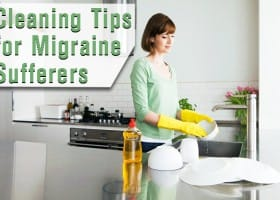 Take the Pain Out of Cleaning and Avoid Migraine Triggers