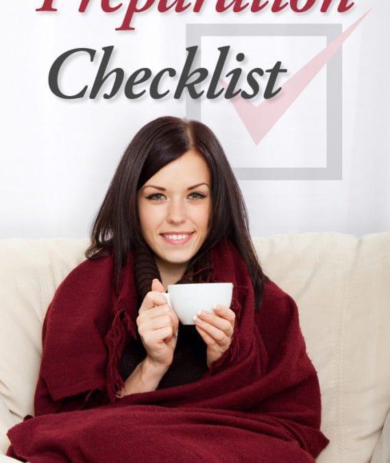 Furnace Prep Checklist