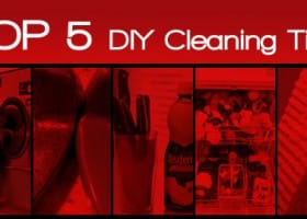 Top 5 DIY Cleaning Tips