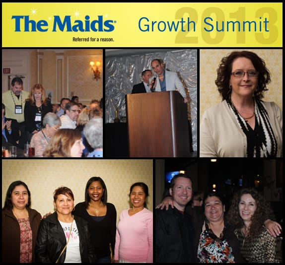The Maids 2013 Growth Summit