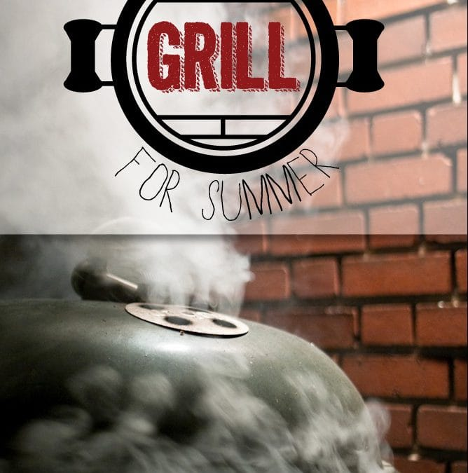 Preparing Your Grill For Summer
