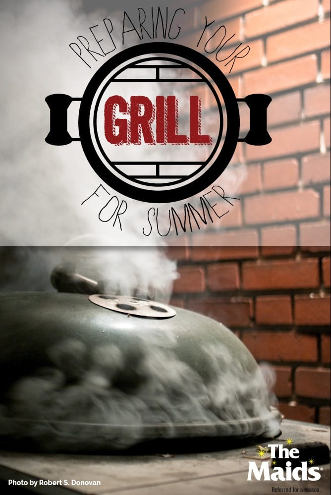 Get a jumpstart on becoming your neighborhood's grill master when dragging your grill out of its winter hibernation with these deep-cleaning tips.