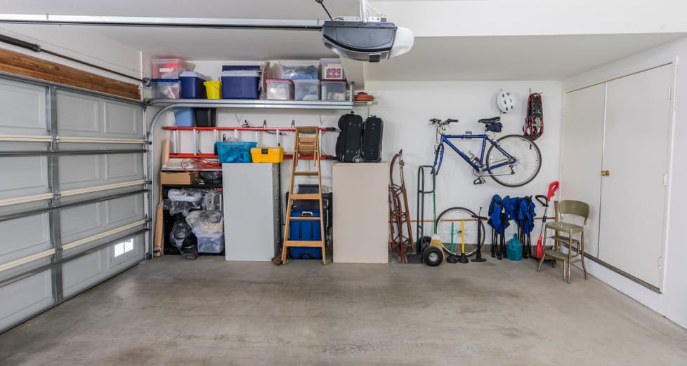 Garage Organization Ideas: 5 Steps for Reclaiming Your Garage