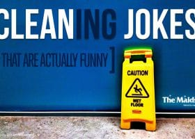 'Clean'ing Jokes. That are Actually Funny.