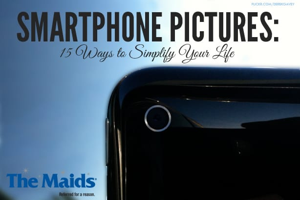 Smartphone Pictures: 15 Ways to Simplify Your Life
