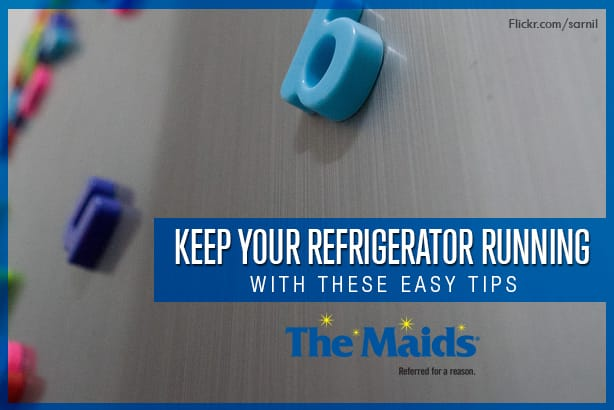 Keep Your Refrigerator Running With These Easy Tips