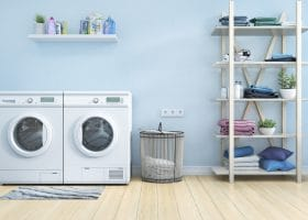 10 Steps to Help Your Washer and Dryer Clean Up Their Act