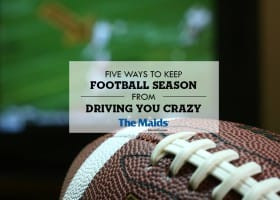 5 Ways To Keep Football Season From Driving You Crazy