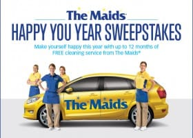 Happy You Year Sweepstakes