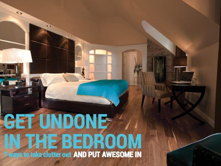 7 Ways To Organize Your Bedroom