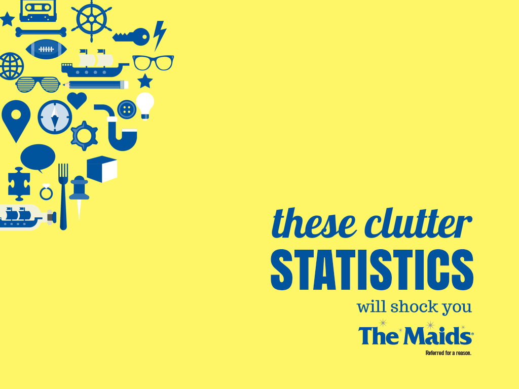 These Clutter Statistics Will Shock You