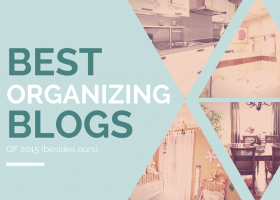 Best Organizing Blogs of 2015 (Besides Ours)