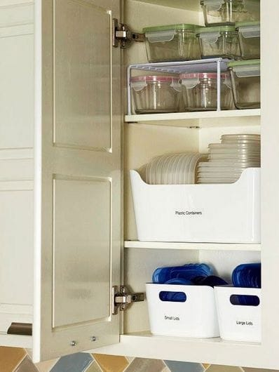 tupperware kitchen storage products five tips for keeping plastic containers organized the 6394