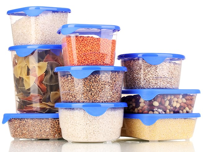 Don't Lose Your Lid: Five Tips for Keeping Plastic Containers Organized