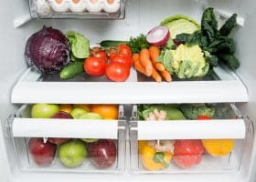 How to Use Refrigerator Humidity Drawers The Right Way