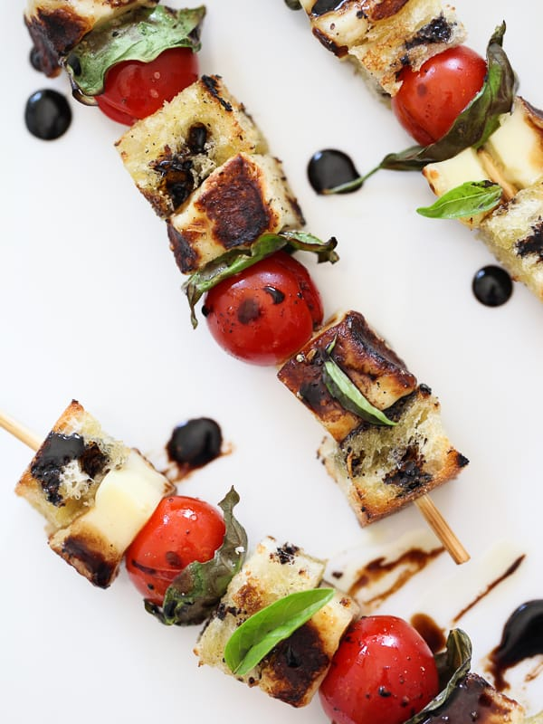 Grilled Skewers Recipe - The Maids Blog
