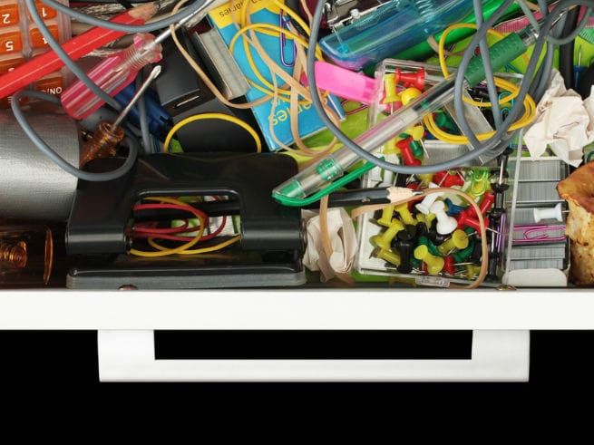 Tackle Your Junk Drawer