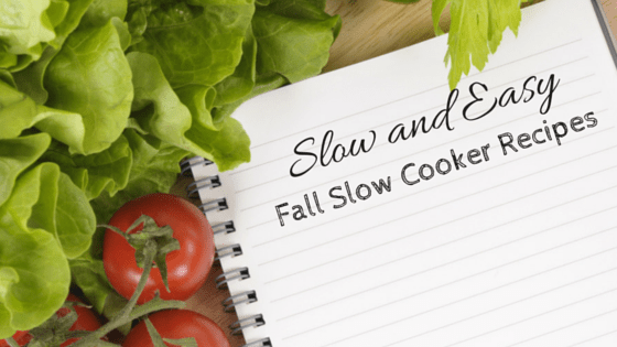 Slow and Easy: Fall Slow Cooker Recipes for Fast-Paced People