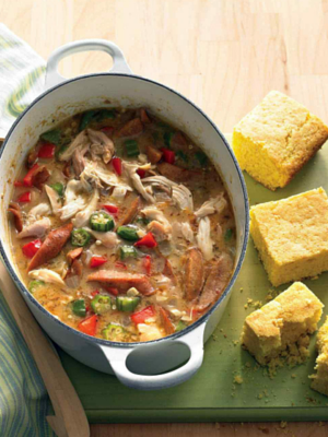 gumbo recipe that's easy to make