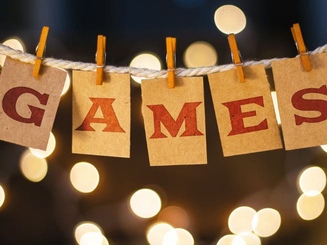 header1-Holiday 'Games' sign
