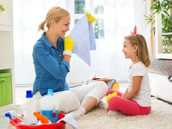 The Dos and Don'ts of Giving Your Kids Chores