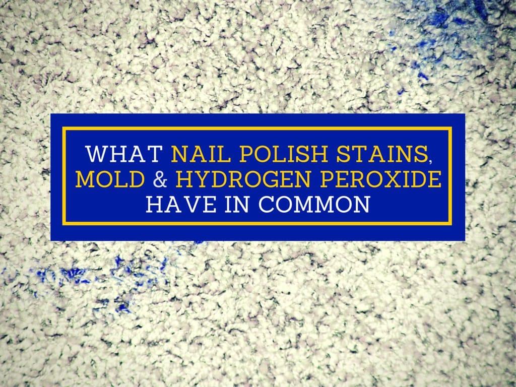 nail polish and mold