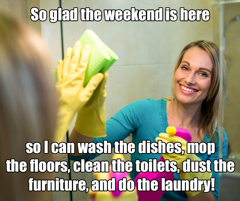 theweekendishere these 6 cleaning memes will brighten your day the maids blog,Memes About Cleaning
