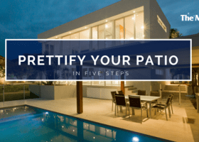 Prettify Your Patio in 5 Steps