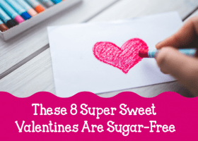 These 8 Super Sweet Valentines Are Sugar-Free
