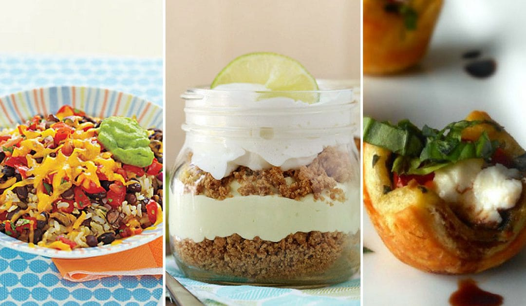 5 Summer Recipes Your College Kids Will Love