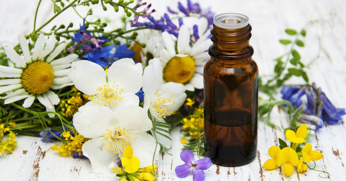 How to Blend Essential Oils | The Maids Blog