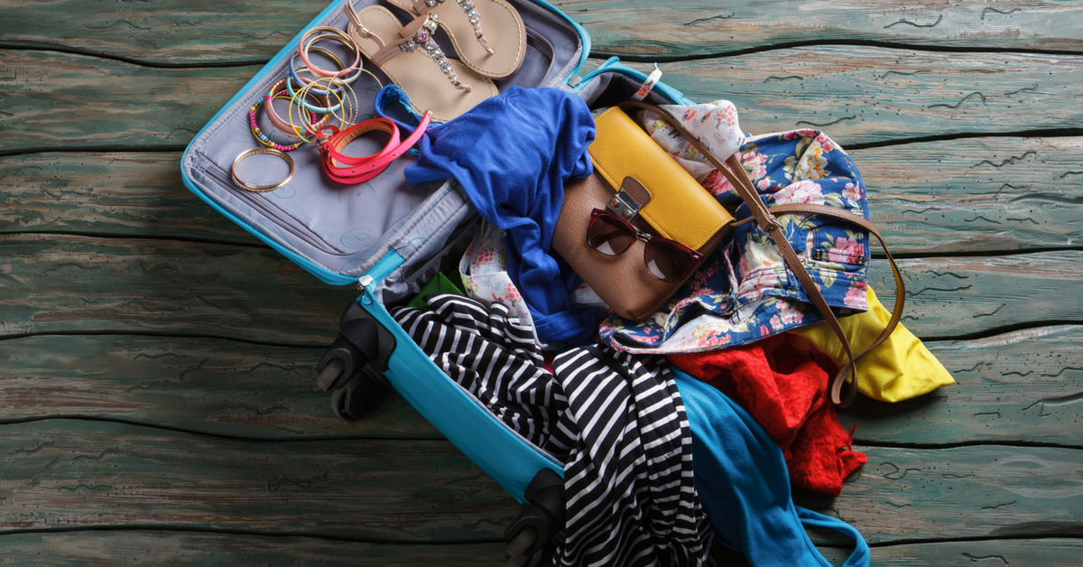 Make Room For Summer Travel: 15 Packing Hacks | The Maids Blog
