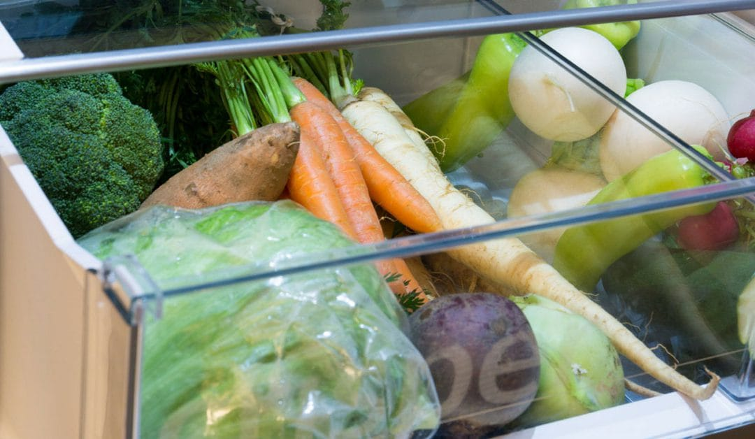 5 Things You Didn't Know About Your Fridge's Humidity Drawers