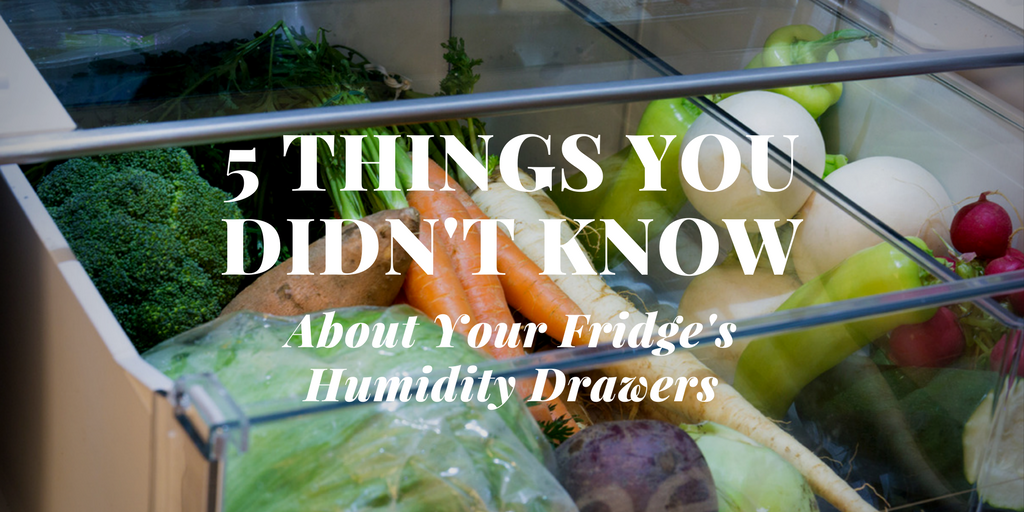 5 Things You Didn't Know About Your Fridge's Humidity Drawers | The Maids Blog