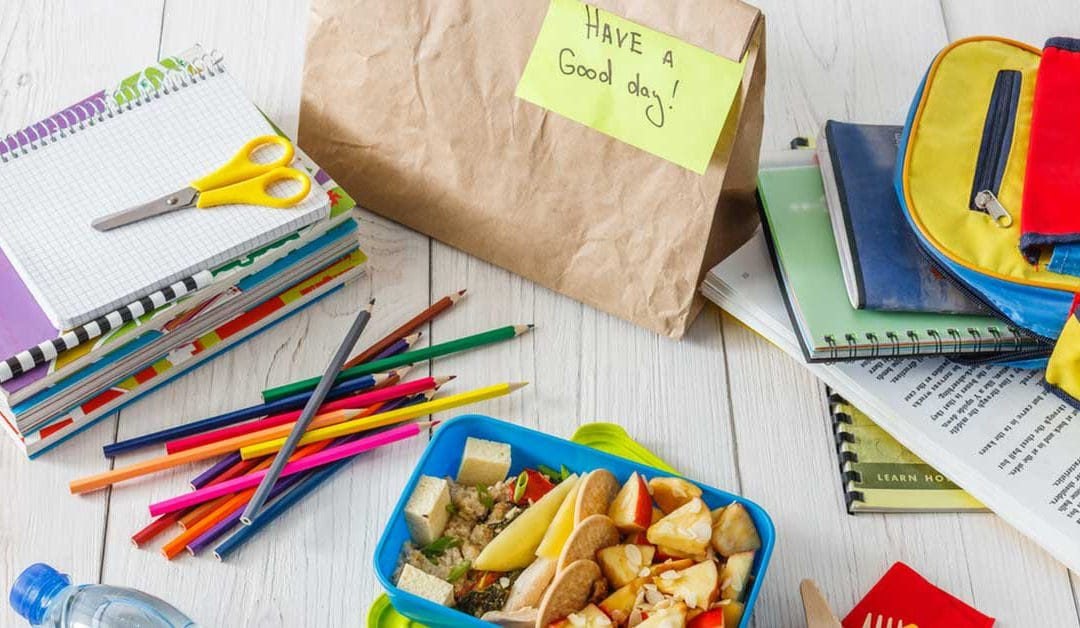 No More Sandwiches: 5 School Lunches That Are Better Than Sliced Bread