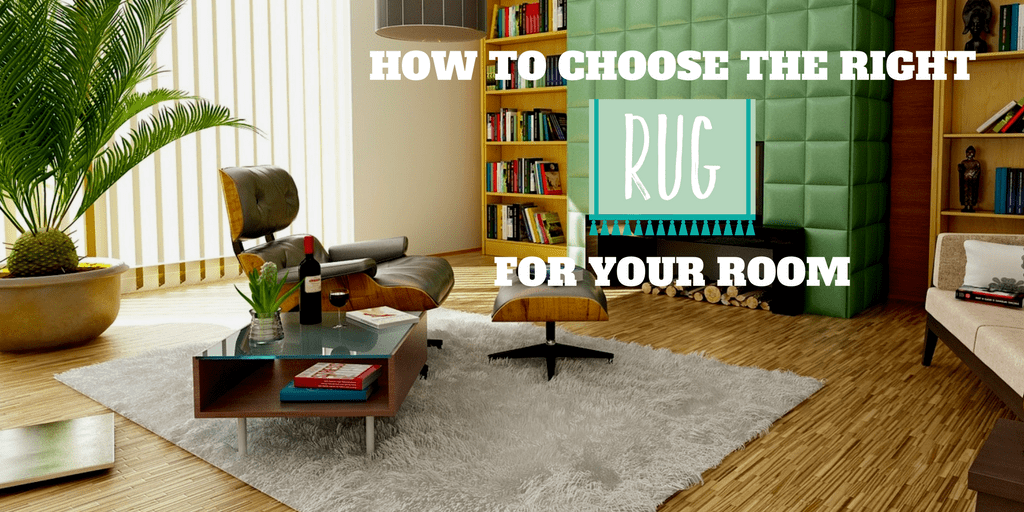 How To Choose The Right Rug For Your Room | The Maids Blog