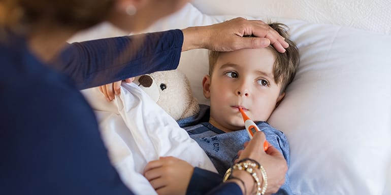 Keeping It Clean: Stay Ahead of Germs During Flu Season