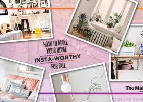 Refresh Your Living Space For Fall With An Insta-Worthy Look