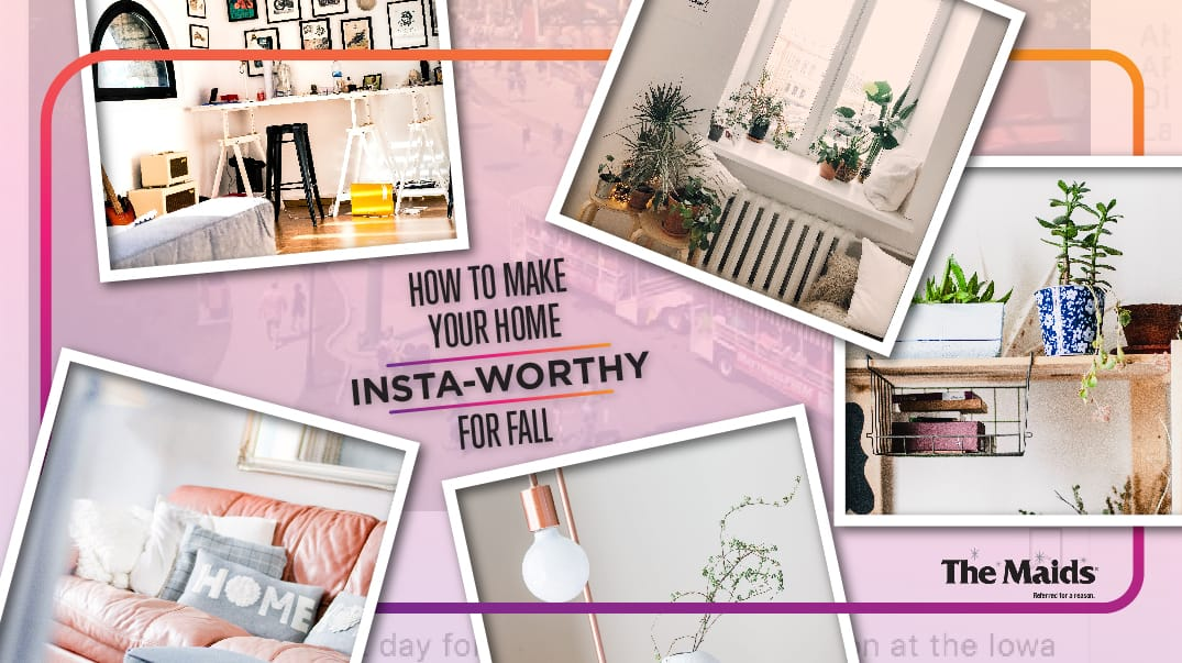 Refresh Your Space For Fall With An Insta-Worthy Look