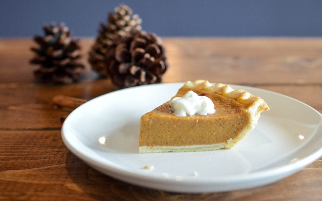 The Secrets of Baking the Perfect Pumpkin Pie
