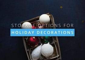 Try These Clever Holiday Décor Storage Tips