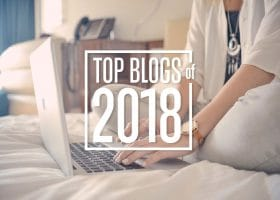 The Top Blogs of 2018